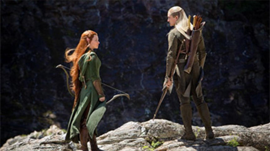 Sorties DVD : The Hobbit: The Desolation of Smaug