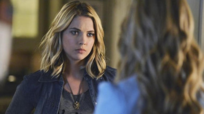 Ashley Benson rejoint Pixel