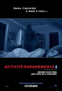 Activité paranormale 4