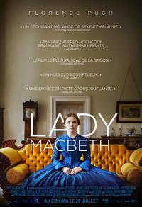 Lady Macbeth - Assistez à la première de Montréal en version originale anglaise sous-titrée en français