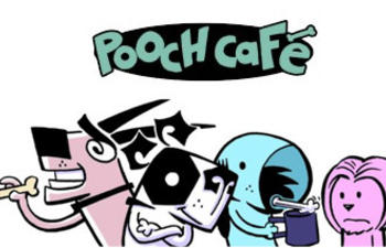 Sony Pictures Animation annonce Pooch Café