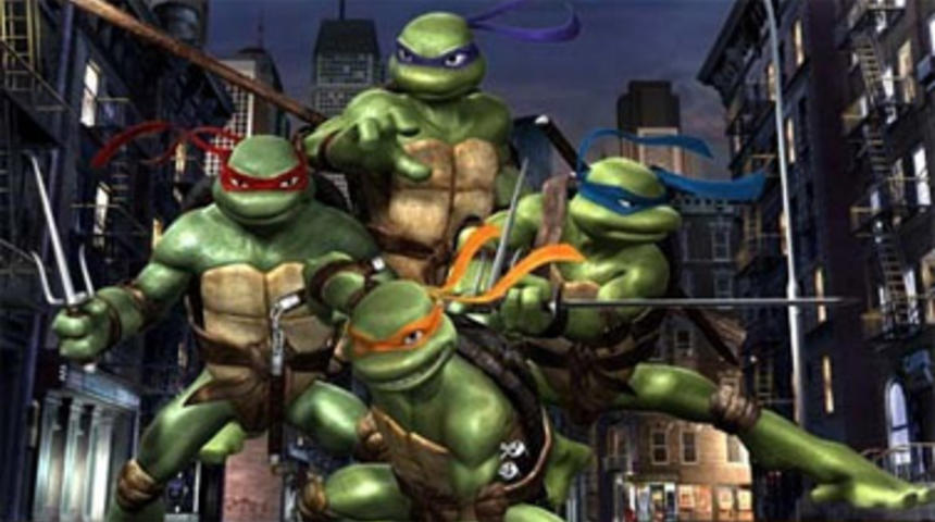 Le remake de Teenage Mutant Ninja Turtles change de titre