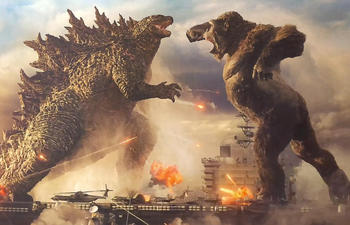 Bande-annonce : Godzilla et King Kong s'affrontent spectaculairement