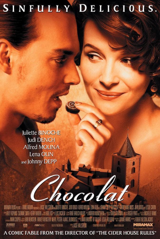 CHOCOLAT (2000) - Film - Cinoche.com