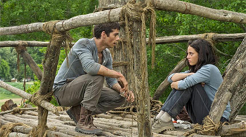 La suite du film The Maze Runner prévue pour septembre 2015