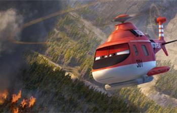 Nouveautés : Planes: Fire & Rescue
