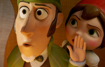 Une première bande-annonce pour Sherlock Gnomes