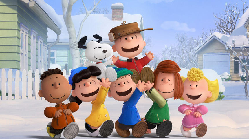 Sorties DVD: The Peanuts Movie