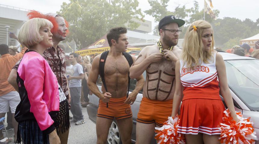 Découvrez la bande-annonce hilarante pour Neighbors 2: Sorority Rising