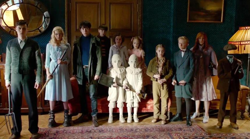 Première bande-annonce du film Miss Peregrine's Home for Peculiar Children de Tim Burton