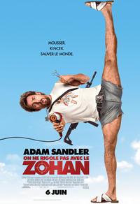 On ne rigole pas avec le Zohan