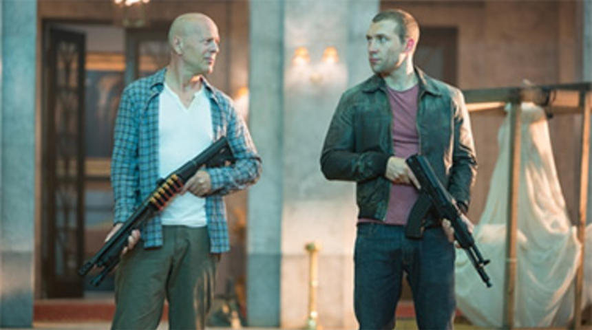 Box-office nord-américain : A Good Day to Die Hard amasse 25 millions $