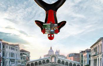 Les vacances de Monsieur Spider-Man