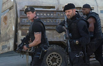 Box-office nord-américain : The Expendables 2 au premier rang avec 28 millions $