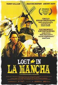Perdus dans La Mancha
