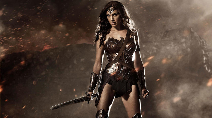 Début prochain de la production du film Wonder Woman