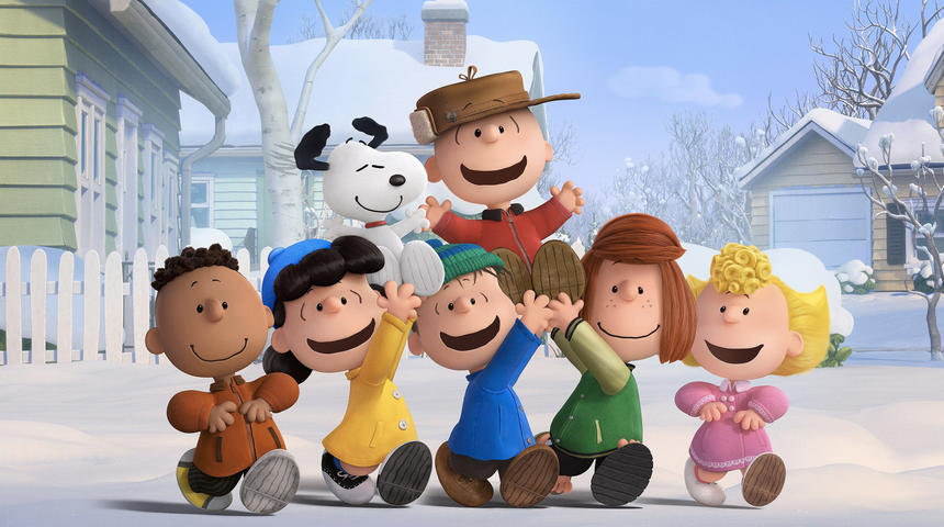 Box-office nord-américain : Spectre et Peanuts dominent toujours