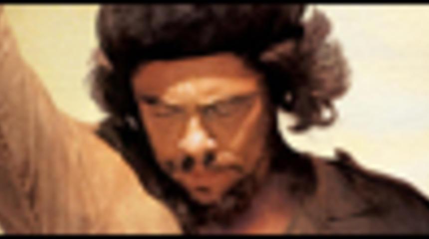 Affiche en français de Che